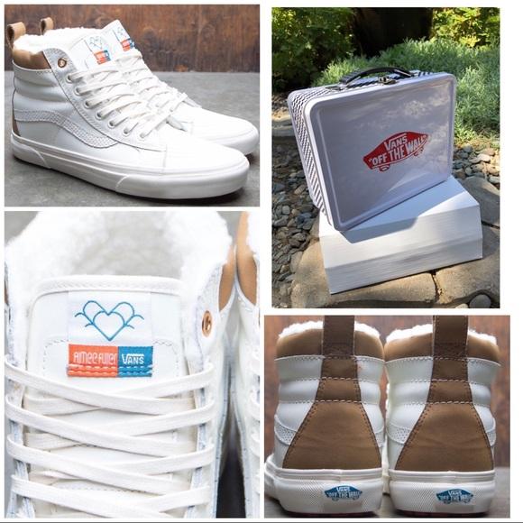 de557e5f8e2 Vans Sk8-Hi MTE Aimee Fuller Shoes   Lunch Box